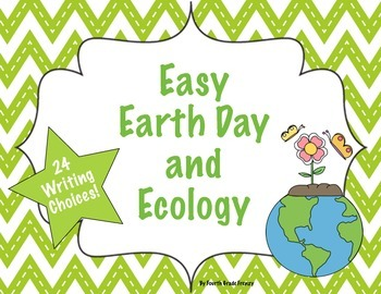 Earth Day and Ecology Writing