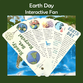 Earth Day and Environmentalism Interactive Fan