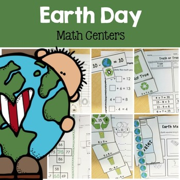 Earth Day Math (Recycling)