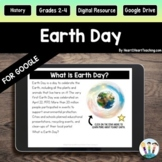 Earth Day for Distance Learning & Google Classroom