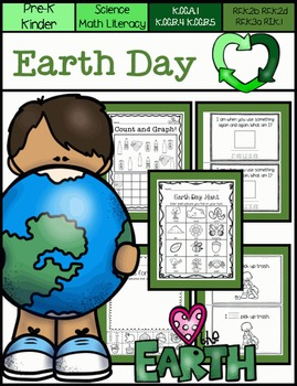 Earth Day for Pre-K and Kindergarten