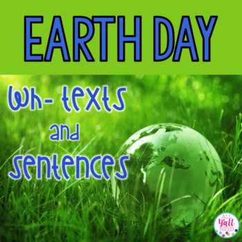 Earth Day for Speech & Language Therapy - Upper Elementary