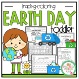 """Earth Day for Toddlers """"No Prep"""""""