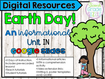 Earth Day for the Google Classroom!