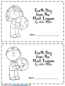 Earth Day from the Black Lagoon #23 Literature Companion