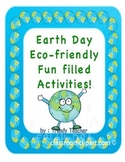 Earth Day fun filled activities and projects!!
