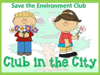 Nature Story-Save the Environment Club
