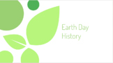 Earth Day history powerpoint