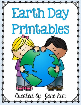 Earth Day Printables: Grades 1-2