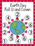 Earth Day/Día de la tierra Roll and Cover Games