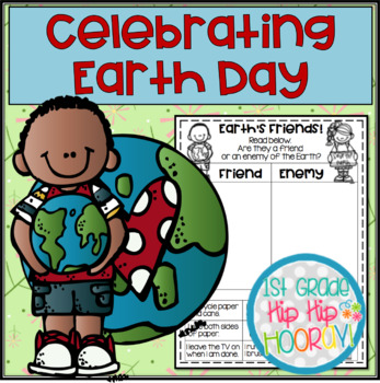Earth Day...Let's Celebrate!