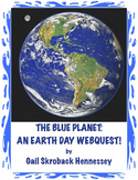 Earth Day:Webquest on the Blue Planet!