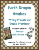 Earth Dragon Awakes Journeys Unit 3 Lesson 12 Writing Prompts