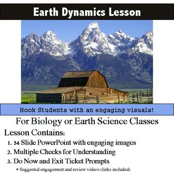 Earth Dynamics Lesson