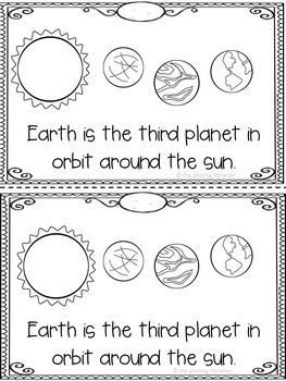 Earth Emergent Reader