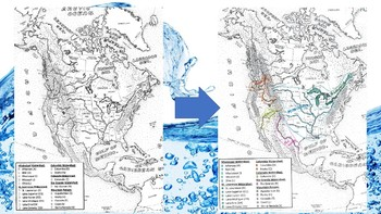 Earth/Environmental Science Activity: American Watersheds