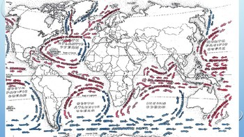 Earth/Environmental Science Activity: Surface Ocean Currents