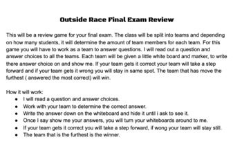 Earth & Environmental Science Final Exam Reviews With Keys!!