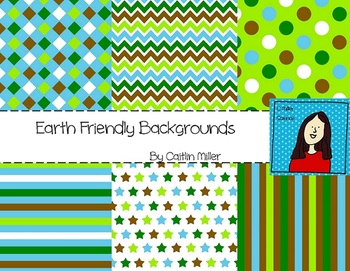 Earth Friendly Backgrounds