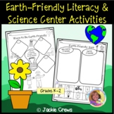 Earth-Friendly Literacy & Science Center Activities: No Prep