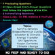 Earth From Space Documentary by NOVA Video Worksheet -  With FREE Video Link!