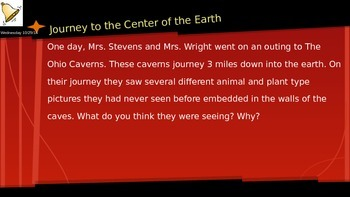 Earth History Power Point