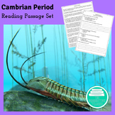 Earth History Reading Passages: Cambrian Period