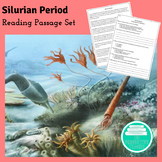 Earth History Reading Passages: Silurian Period