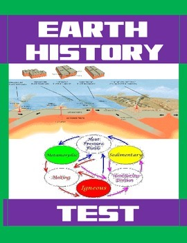 Earth History Test