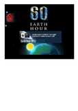 Earth Hour Notebook