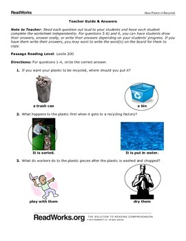 Earth Kindergarten Worksheets