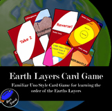 Earth Layers Card Game