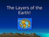 Earth Layers Powerpoint