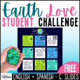 Earth Love Student Challenge English & Spanish | Distance