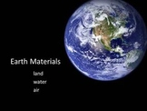 Earth Materials - Describing and Comparing