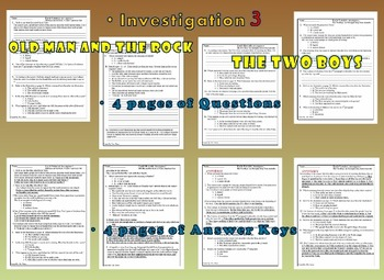 Earth Materials Investigation 3 and 4 Comprehension Questions Foss Science