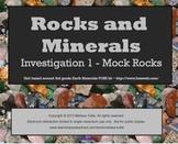 Earth Materials Rocks & Minerals - SMARTboard Mock Rocks I
