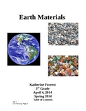 Earth Materials Unit