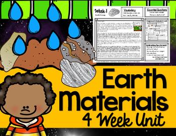 Earth Materials Unit