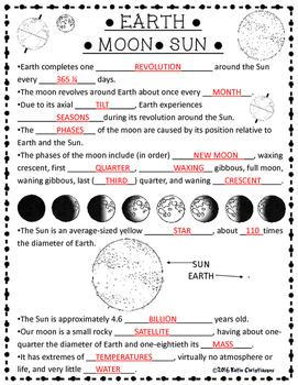 Earth, Moon, Sun - 4.8