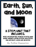 Earth, Moon, and Sun STEM Unit