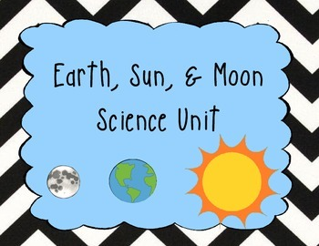 Earth, Moon, and Sun Unit