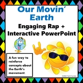 Earth Movement Rap -  Fun Interactive Powerpoint Lesson +