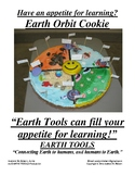 Earth Day Orbit Season Cookie