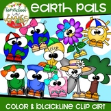 Earth Pals Clip Art - Homeschool in Jammies