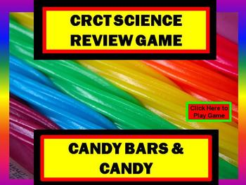 Earth, Physical, and Life Science CRCT COMMON CORE CONTENT Review Game 5th Grade