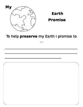 Earth Promise