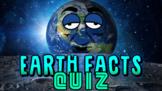 Earth Quiz!
