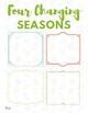 Earth Rhythms Science Printables: Moon Phases, Constellations, Four Seasons