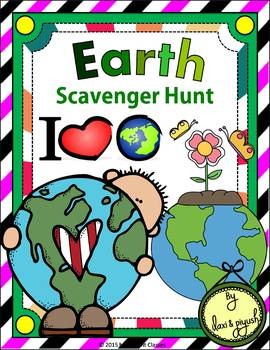 Earth Scavenger Hunt